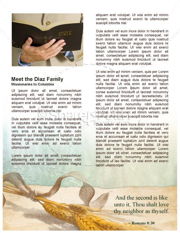 Do Good Chuch Newsletter