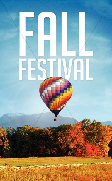 Fall Festical Religious Bulletin