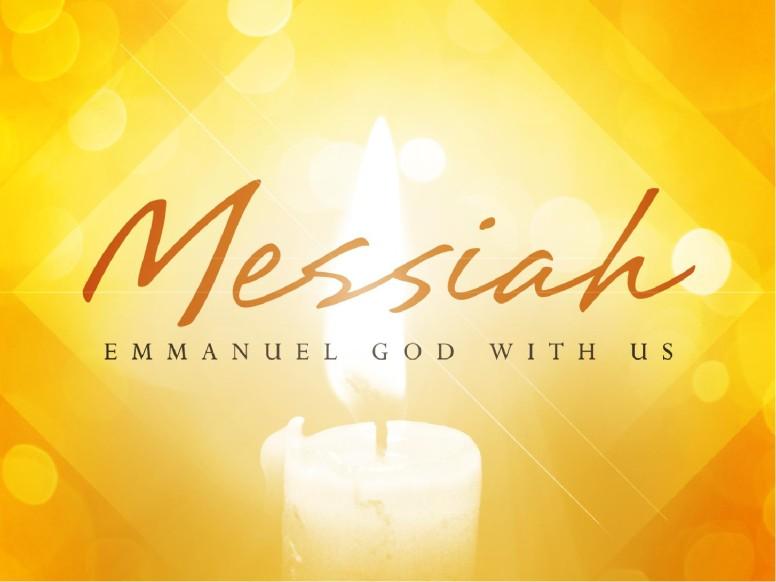 Messiah Emmanuel Christmas PowerPoint