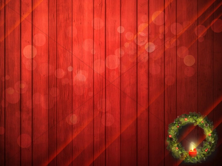 Let your Light Shine Christmas Worship Background