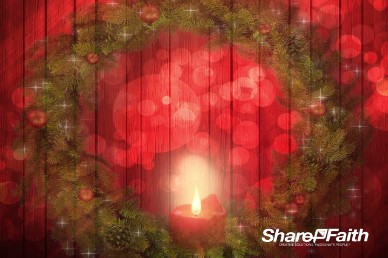 Let your Light Shine Christmas Worship Video Loop