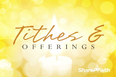 Messiah Emmanuel Christmas Tithes and Offerings Video