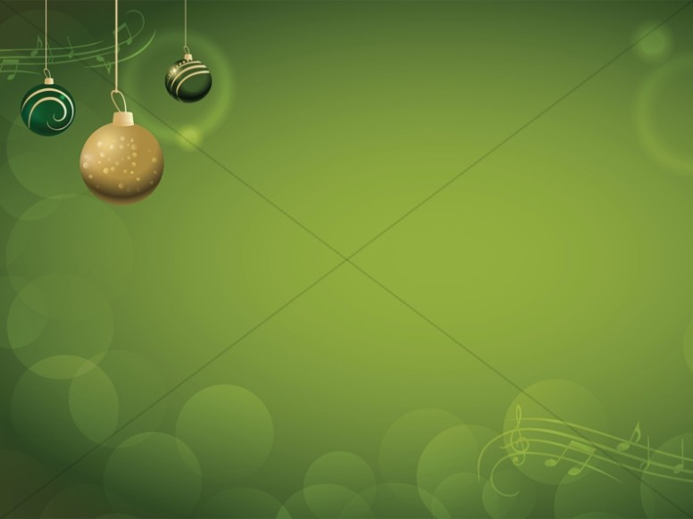 Christmas Celebration Ministry Background