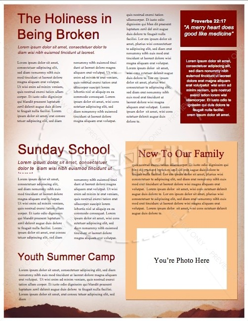 A Love that Never Fails Ministry Newsletter