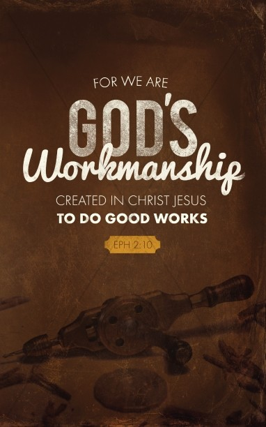 God's Workmanship Religious Bulletin