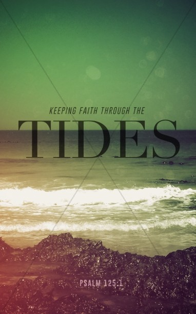 Faith Through Tides Christian Bulletin
