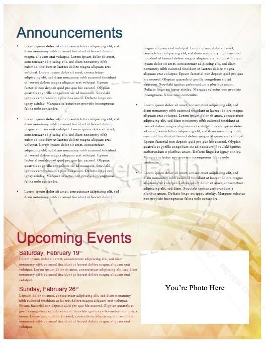Broken for You Ministry Newsletter