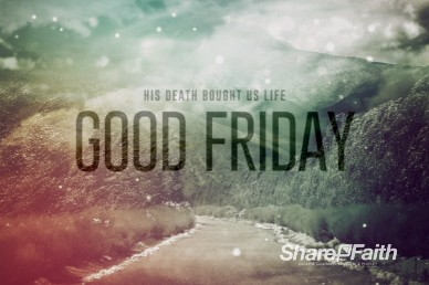 What is Your Path Good Friday Welcome Video