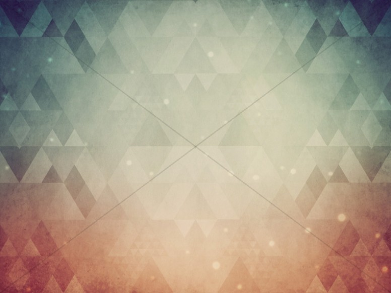 Broken for You Geometric Religious Wallpaper