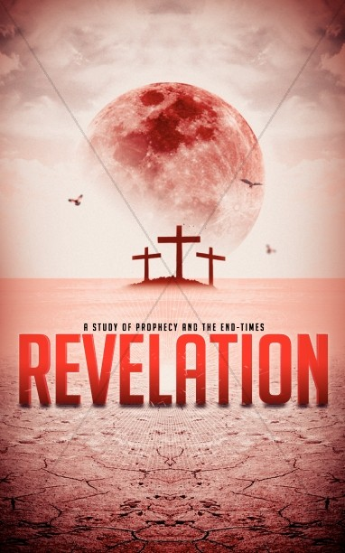 End Time Prophecy Book Of Revelation Church Bulletin