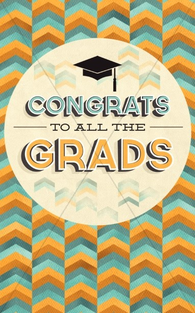 Congrats to All the Grads Ministry Bulletin