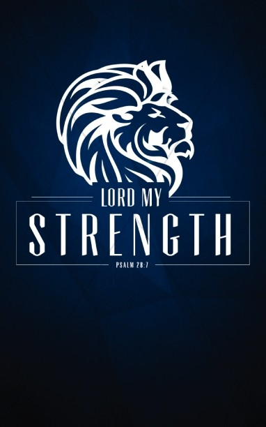 Lord my Strength Ministry Bulletin