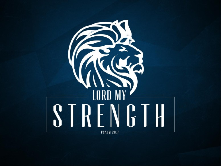 Lord my Strength Christian PowerPoint