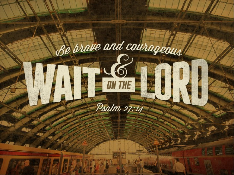 Wait on the Lord Ministry PowerPoint