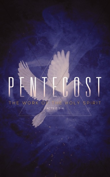 Pentecost Holy Spirit Church Bulletin