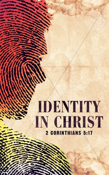 Identity in Christ Church Bulletin