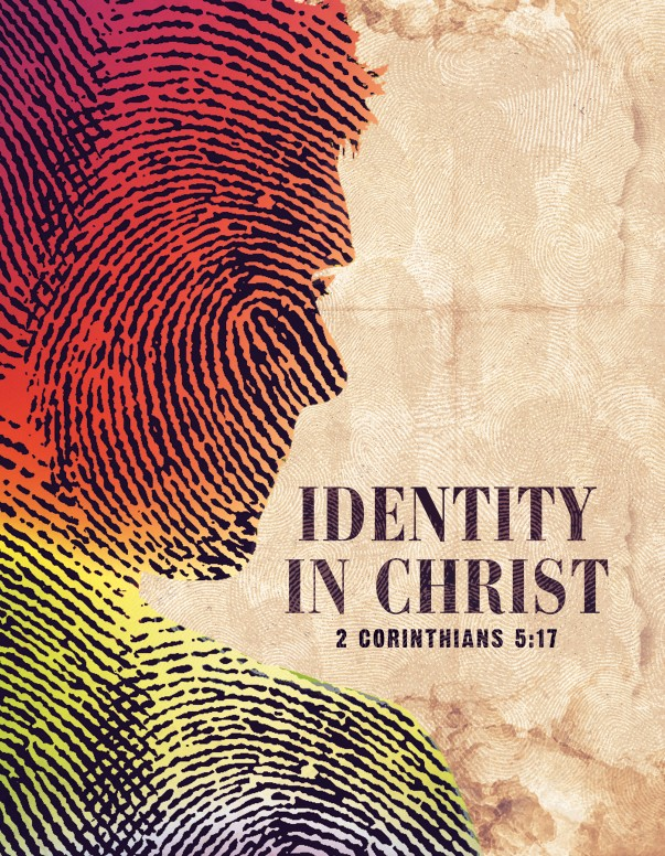 Identity in Christ Ministry Flyer