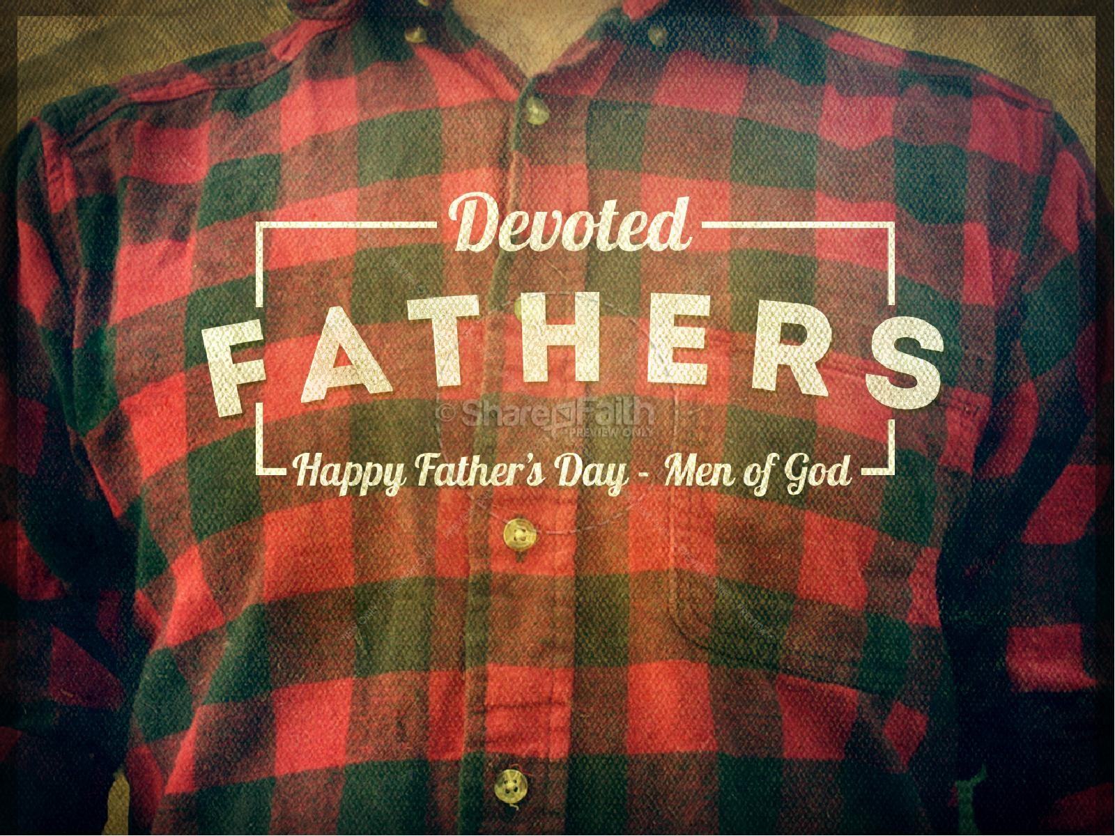 """fathers day sermon The perfect father text: rom 8:38-39 illus - """"you,"""" said the doctor to his  patient, """"are in terrible shape, & unless something is quickly done."""