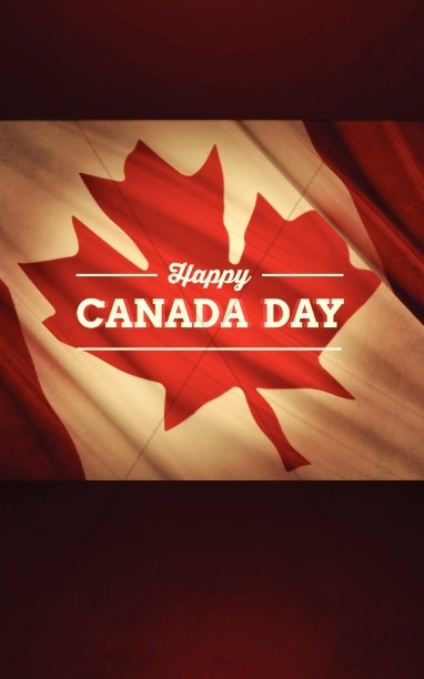 Happy Canada Day Ministry Bulletin