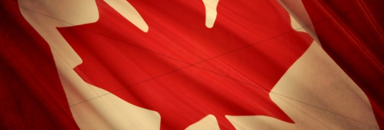 Happy Canada Day Ministry Website Banner