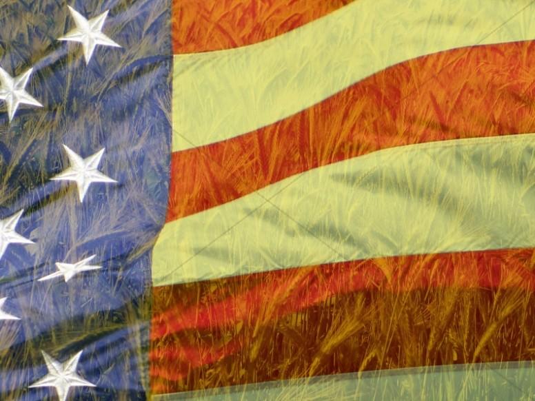 Celebrate USA Ministry Stock Image