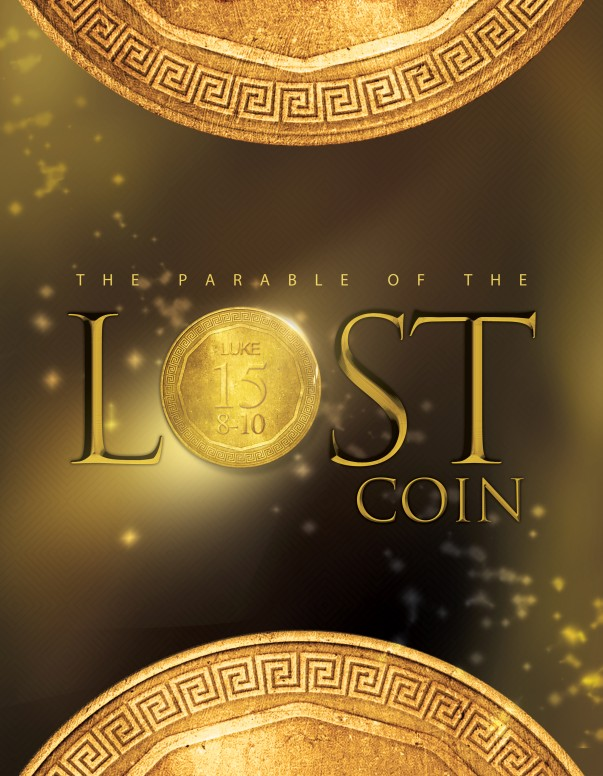 The Lost Coin Religious Flyer