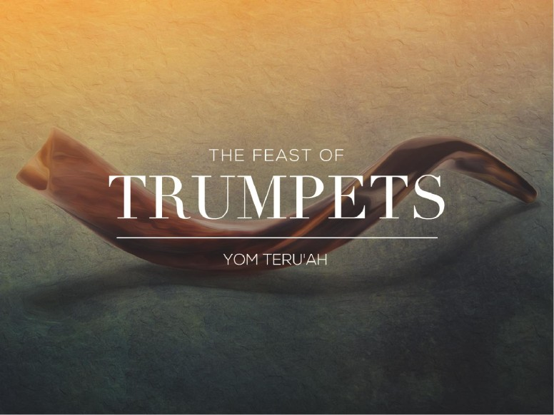 Feast of Trumpets Religious PowerPoint