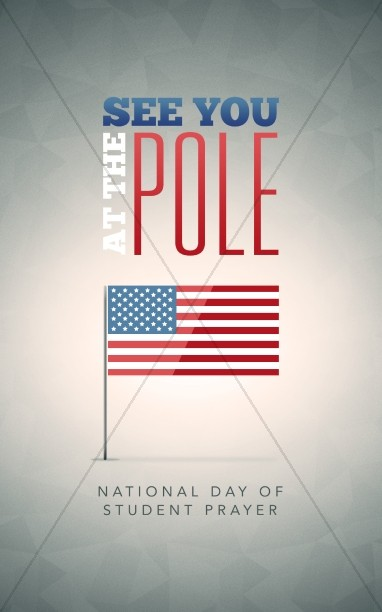 See You at the Pole Christian Bulletin