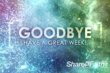 Cosmic Ministry Goodbye Video