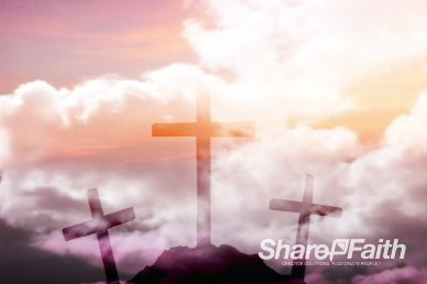 Clouds and Cross Ministry Worship Video