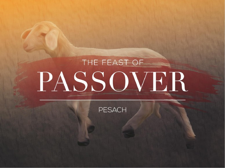 Feast of Passover Christian PowerPoint