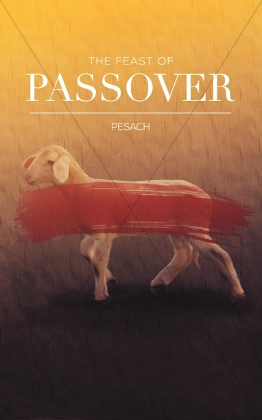 Feast of Passover Christian Bulletin