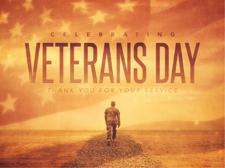 Celebrating Veteran's Day Christian PowerPoint