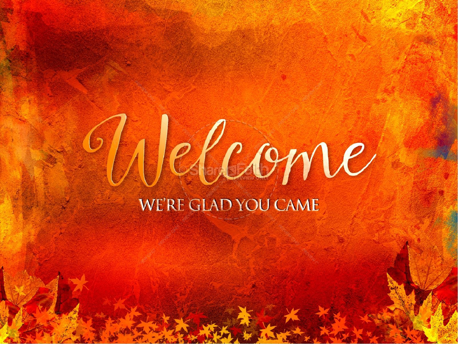 Give Thanks Christian PowerPoint Template | slide 2