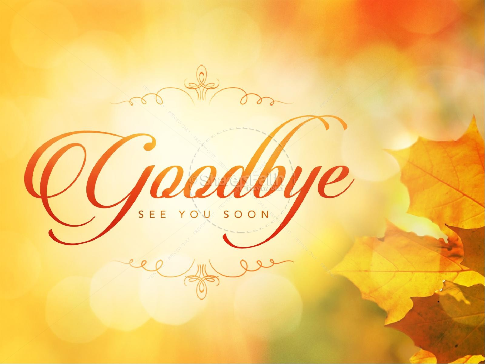 Thanksgiving Celebrate God's Goodness Christian PowerPoint | slide 4