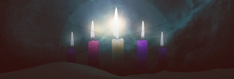 Advent Season of Expectation Ministry Website Banner