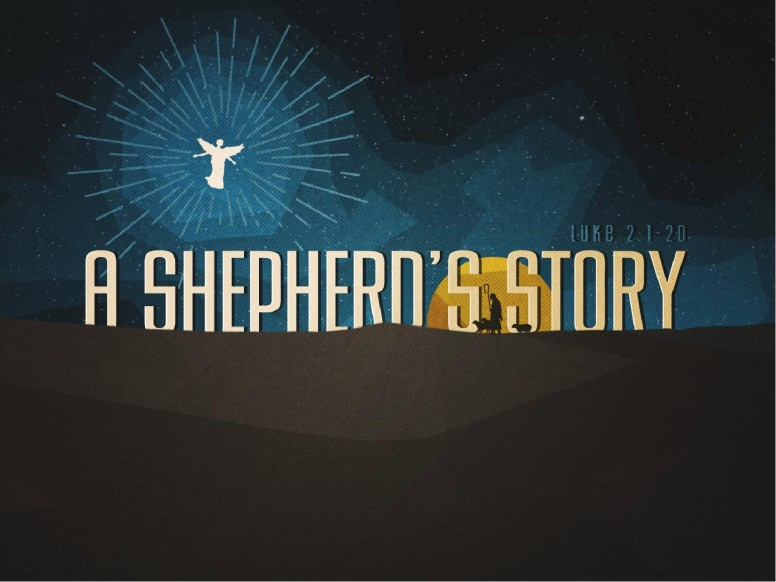 A Shepherd's Story Christian PowerPoint