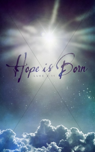 Hope is Born Ministry Bulletin