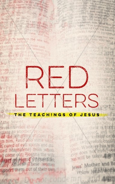 Red Letters Religious Bulletin