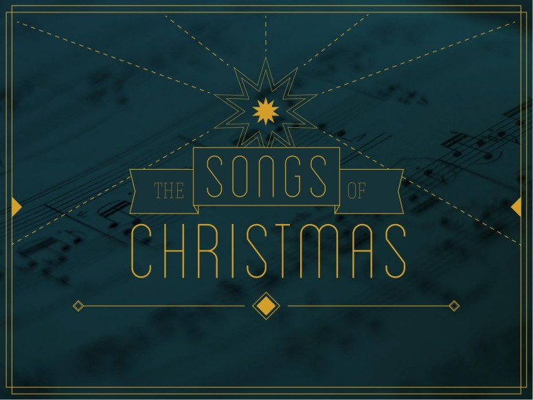 Songs of Christmas Ministry PowerPoint