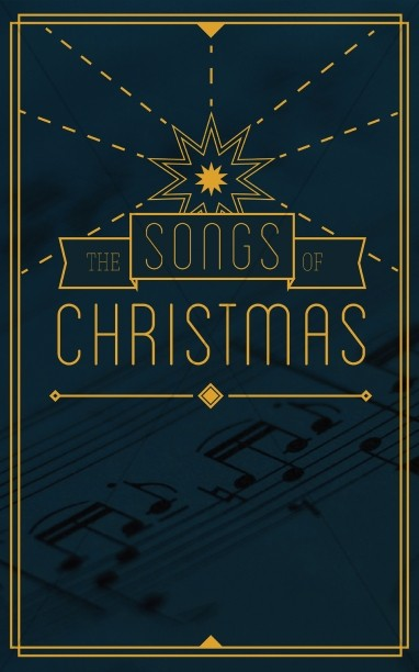 Songs of Christmas Ministry Bulletin