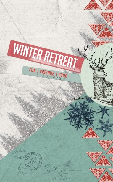 Winter Retreat Christian Bulletin