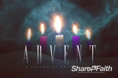 Advent Season of Expectation Ministry Welcome Video
