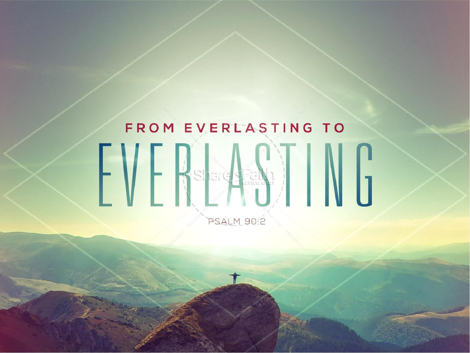 From Everlasting to Everlasting Church PowerPoint
