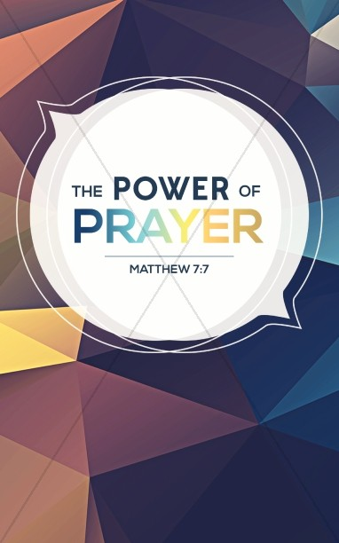 Power of Prayer Ministry Bulletin