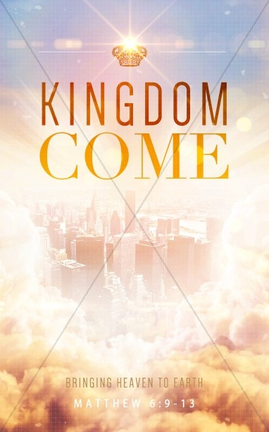 Kingdom Come Ministry Bulletin