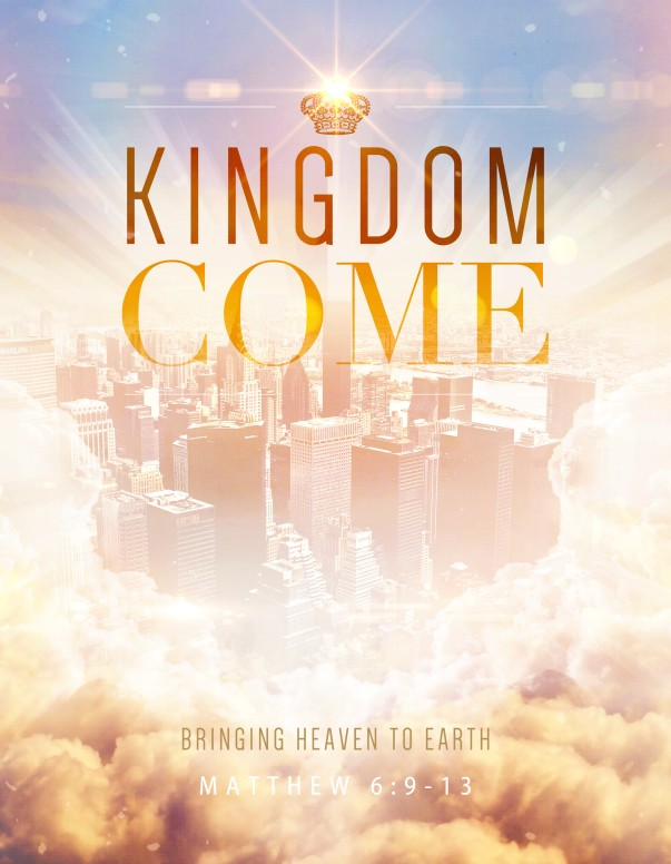 Kingdom Come Ministry Media Flyer