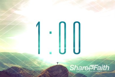 From Everlasting to Everlasting Church One Minute Countdown Timer