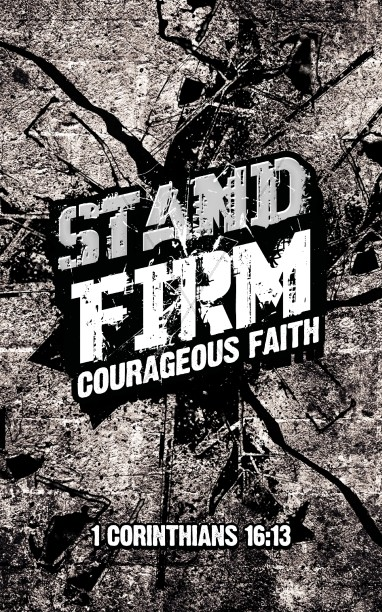 Stand Firm Religious Bulletin