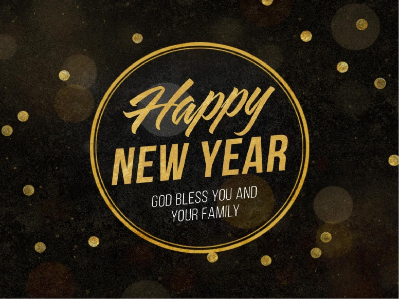 New Year Church PowerPoint, New Year\'s Presentations - Sharefaith